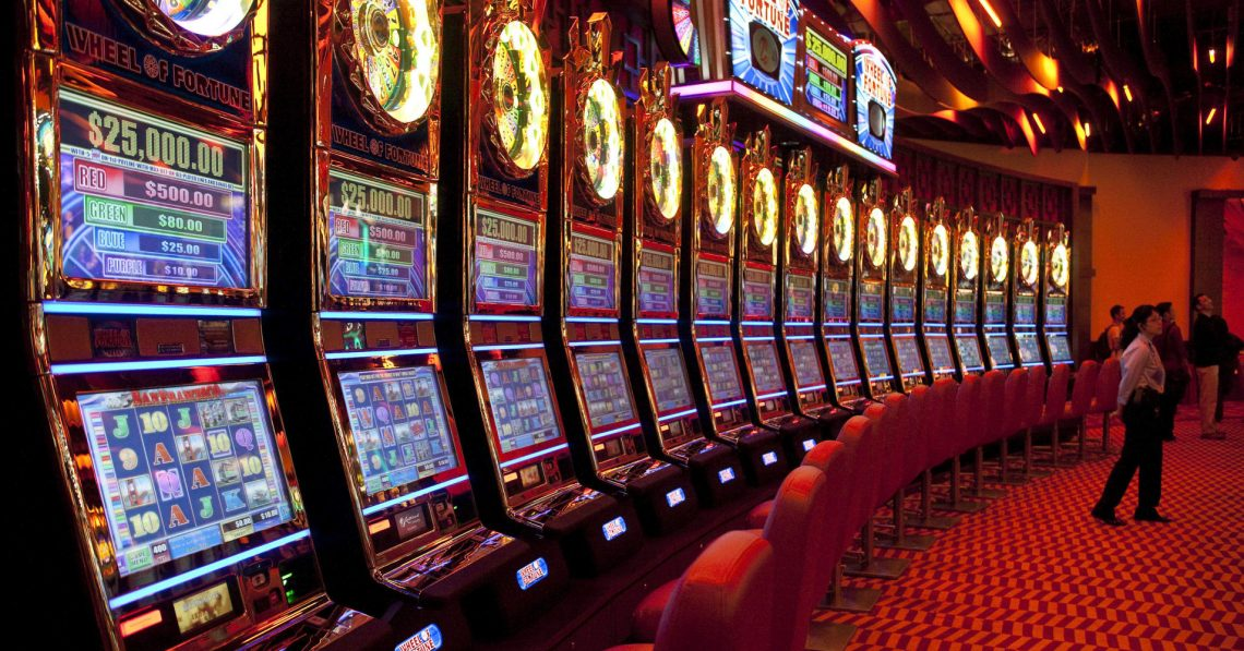 400 Slot Machines - How to Find the Best Casino Poker Machines for Your Budget