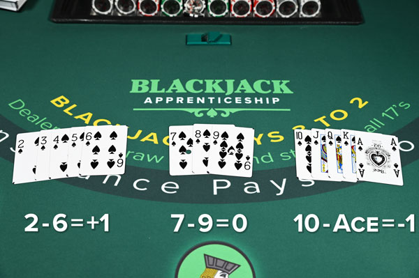 A Card Counter's Guide to Winning in Blackjack